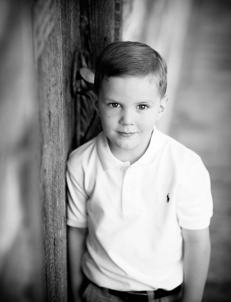 seriously could i be more handsome lol clint 5 years old
